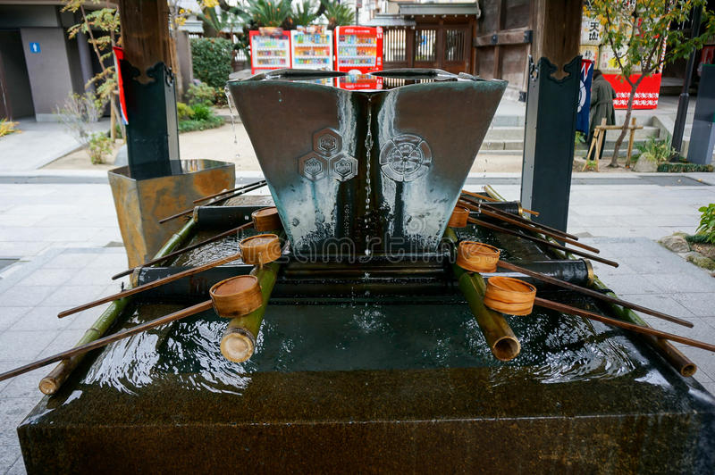 Santuario di Kushida immagini stock libere da diritti
