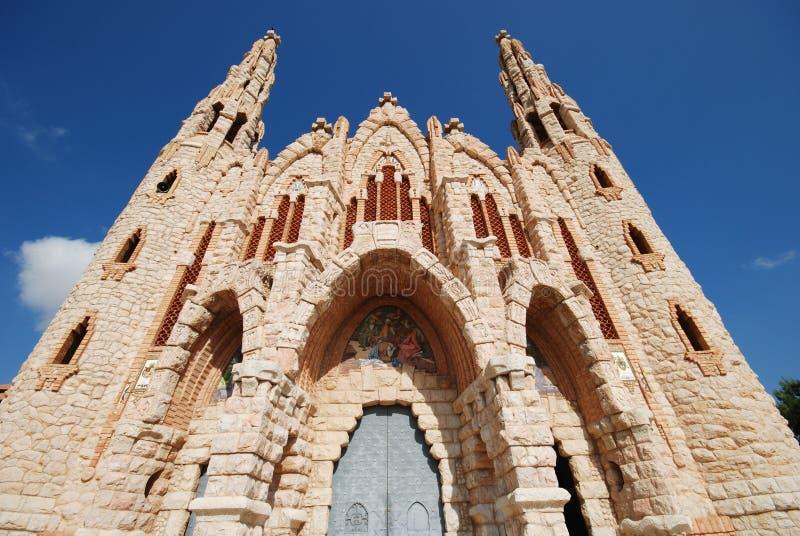 Santuario di Santa Maria immagine stock libera da diritti