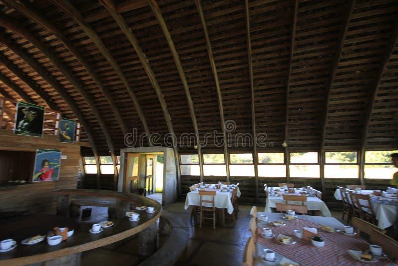Santuario Naturaleza, Valdivia Suramérica foto de archivo libre de regalías