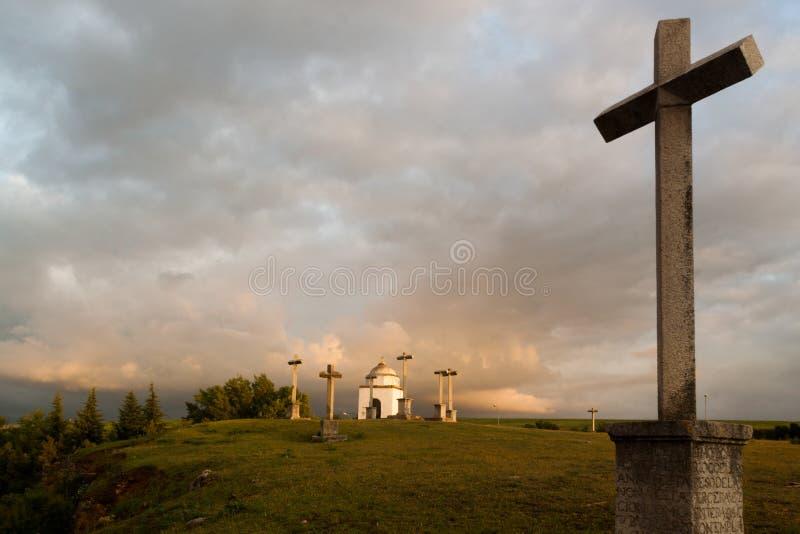 Download Santuario A Segovia La Castiglia Y Leon, Spagna Fotografia Editoriale - Immagine di commemorativo, signora: 117977702