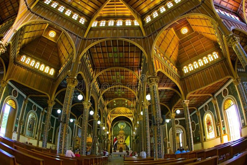 Santurio Nacional dans Cartago, Costa Rica image libre de droits