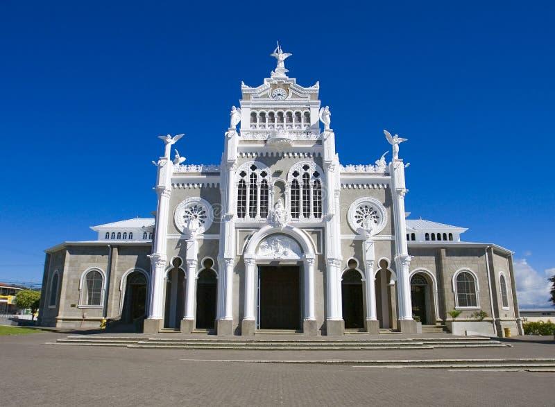 Santurio Nacional dans Cartago, Costa Rica photographie stock libre de droits