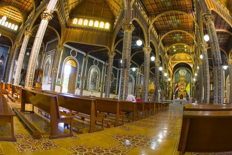 santurio rica nacional πλευρών cartago στοκ εικόνα με δικαίωμα ελεύθερης χρήσης