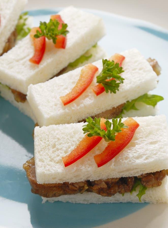 Sanwich image libre de droits