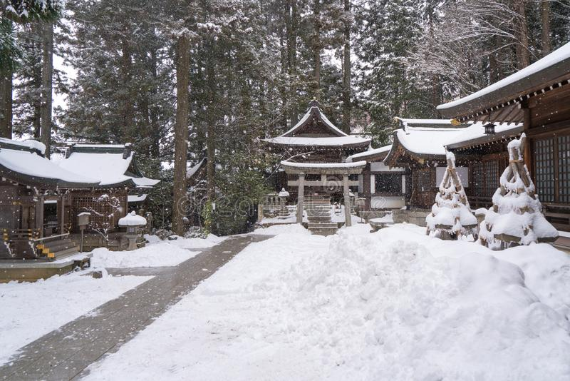Sanzen在佛教寺庙的,京都寺庙日本庭院风景  库存照片