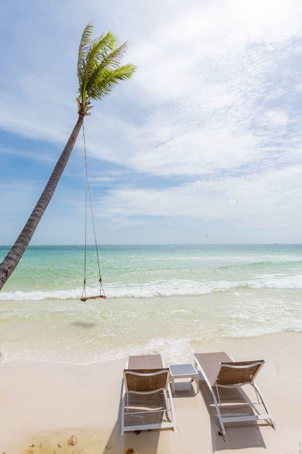 Sao Beach, Phu Quoc / Vietnam royalty free stock photo