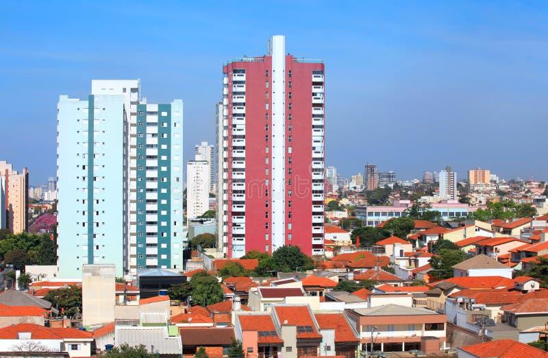 Sao Caetano du sol stockbilder