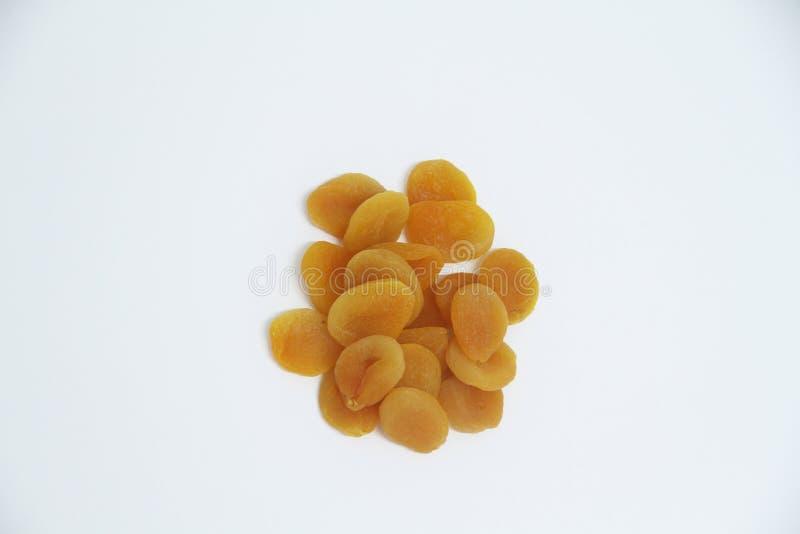 Sao delicioso aislado fondo Paulo Brazil de la agricultura de la comida de Damasco de la vitamina seca blanca de la fruta un imagen de archivo libre de regalías