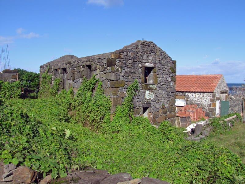 Sao George ` s ruina obrazy royalty free