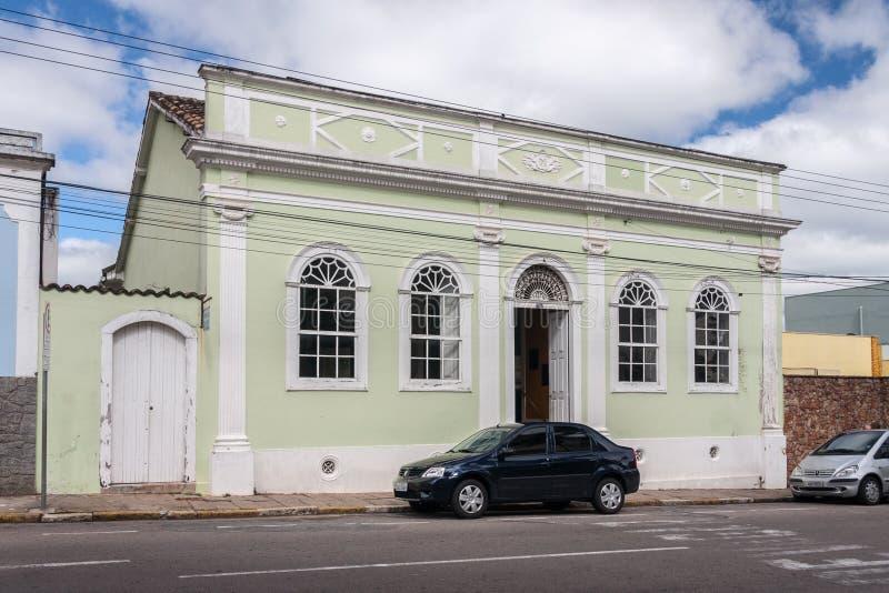 Sao historique Paulo Brazil d'UIT de Chambre images libres de droits