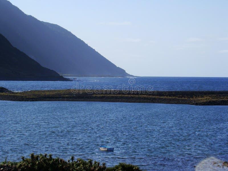 Sao_Jorge_island_Azores zdjęcia royalty free