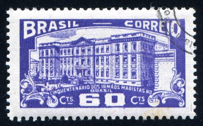 Sao Jose College Rio de Janeiro photographie stock libre de droits