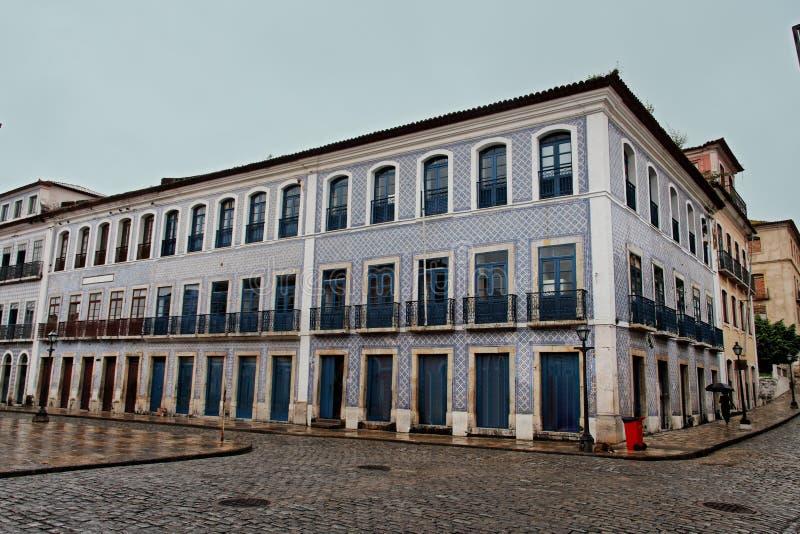 Download Sao Luis Do Maranhao Tile Historical Facade Royalty Free Stock Image - Image: 5253586
