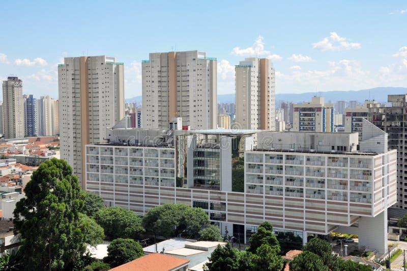 Sao Luis Hospital, Sao Paulo, Brasile fotografia stock