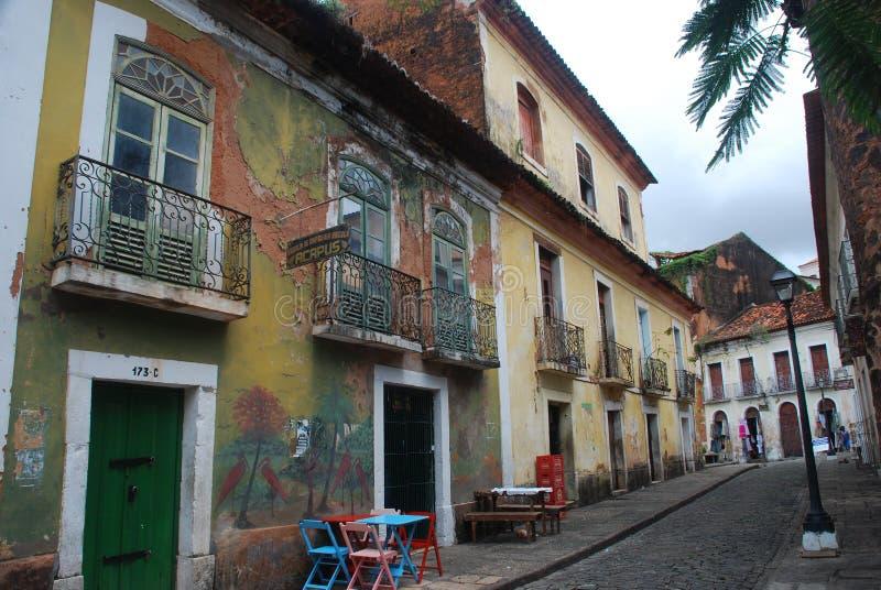 Sao Luis. Maranhao, Brazilië royalty-vrije stock afbeeldingen