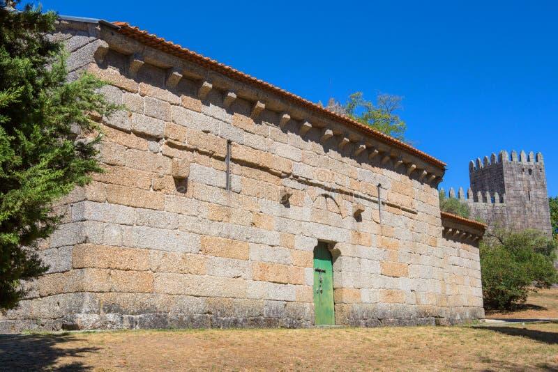 Sao Miguel Chapel immagine stock libera da diritti