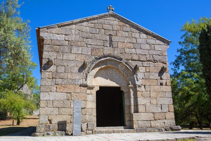 Sao Miguel Chapel fotografia stock