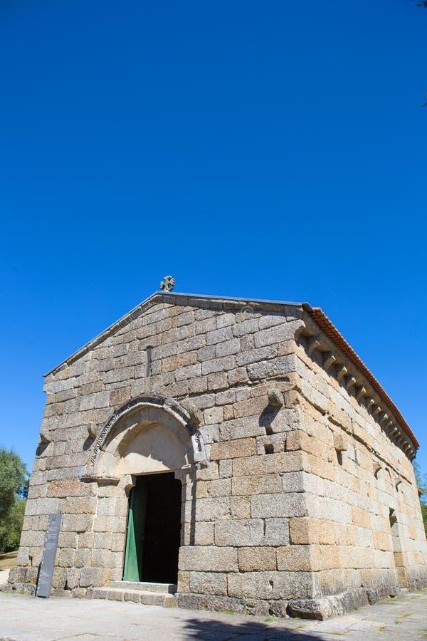 Sao Miguel Chapel fotografie stock