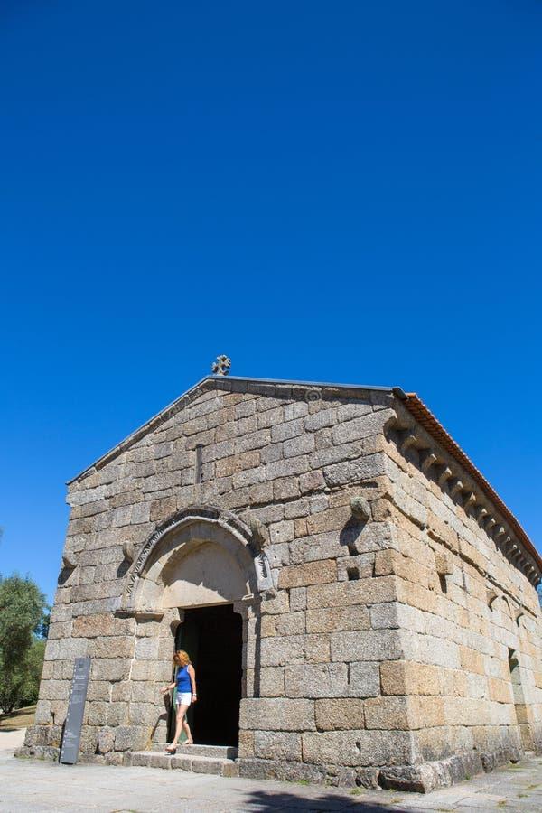 Sao Miguel Chapel fotografie stock libere da diritti