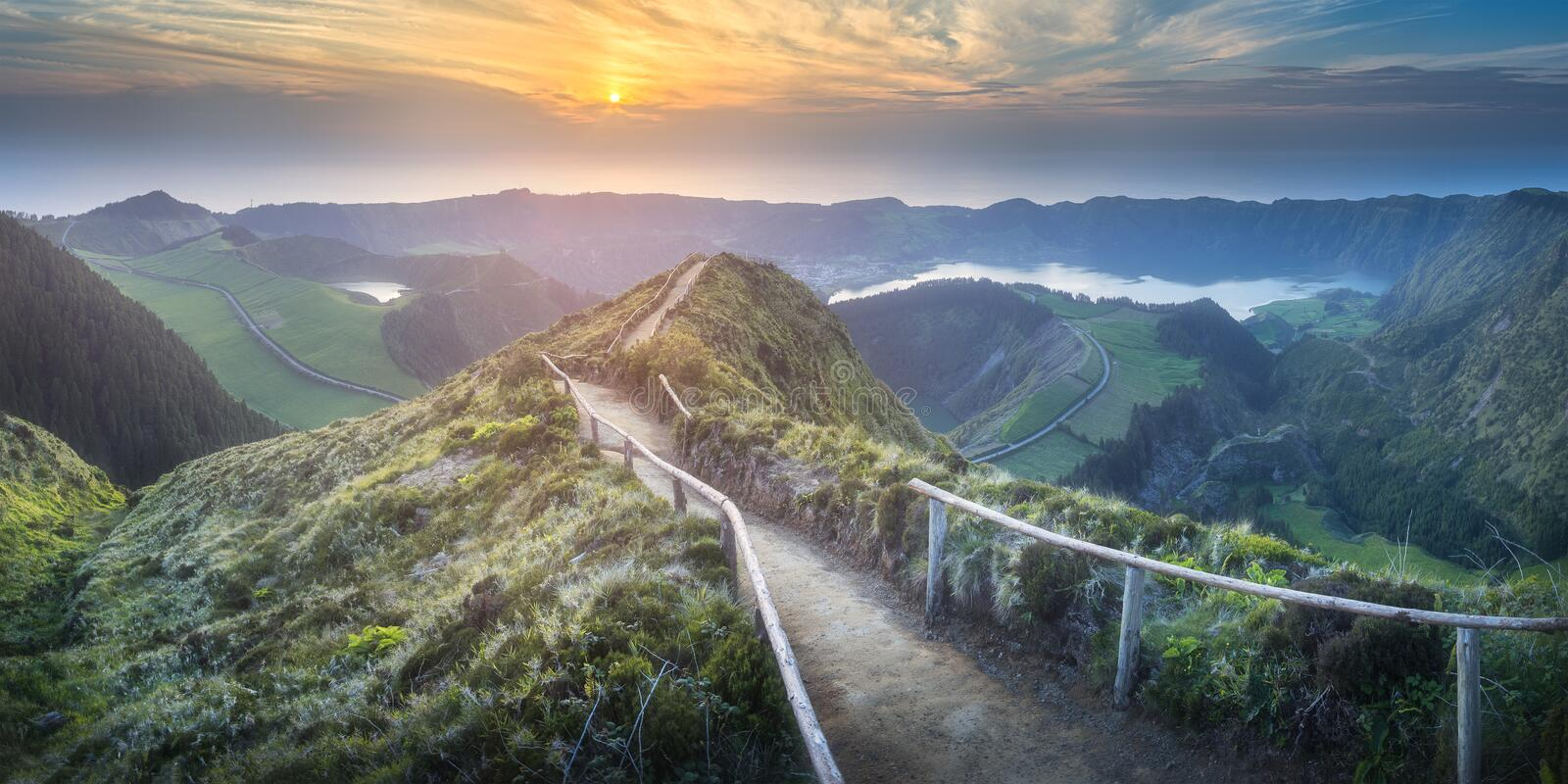 Download Sao Miguel Island, Azores stock photo. Image of europe - 109307286