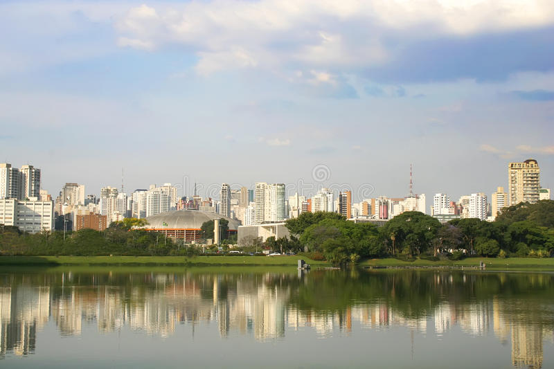 Sao Paulo imagens de stock