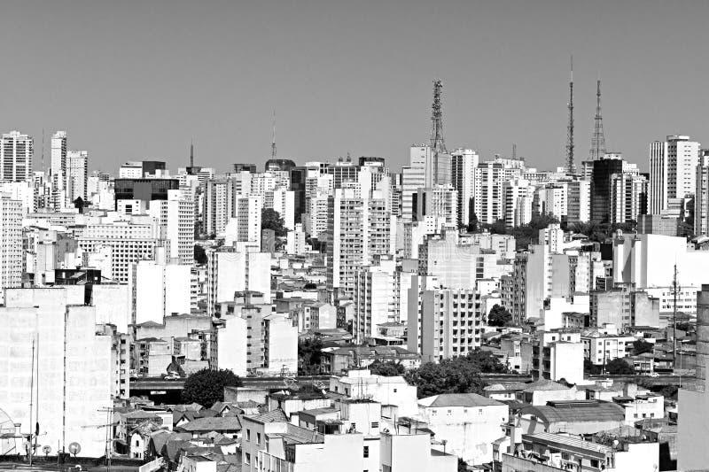 Sao Paulo fotografie stock