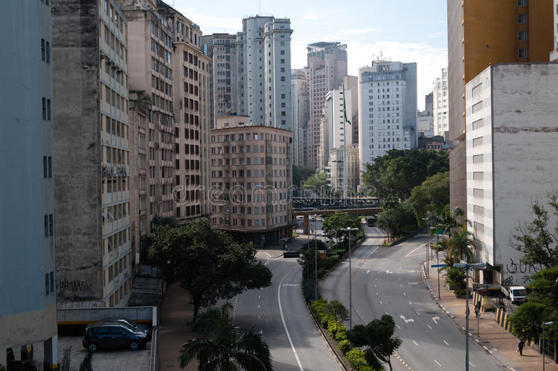 Sao Paulo imagem de stock royalty free