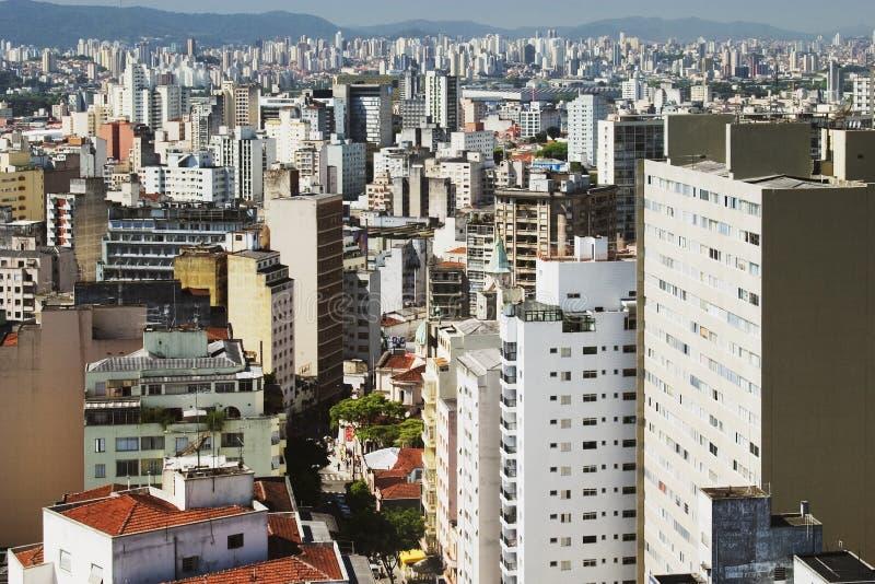 Sao Paulo, Brésil photos libres de droits