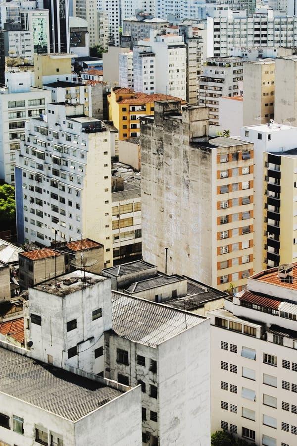 Sao Paulo, Brasil fotografia de stock