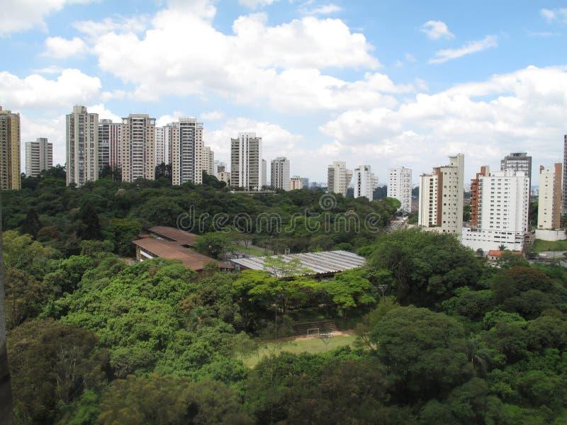 Sao Paulo, Brasile fotografia stock