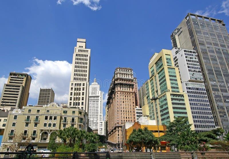 Sao Paulo, Brazil. royalty free stock photo