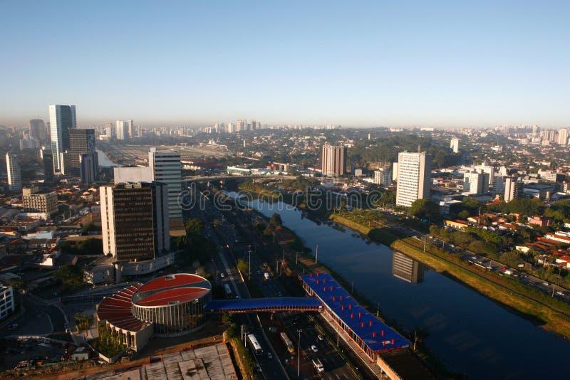 Sao Paulo, Brazilië royalty-vrije stock foto
