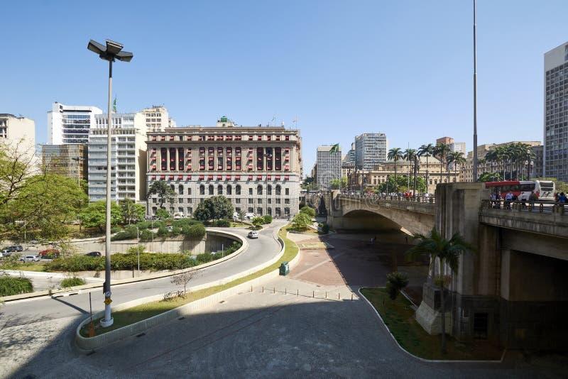 Sao Paulo City fotos de stock