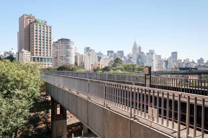Sao Paulo City image stock