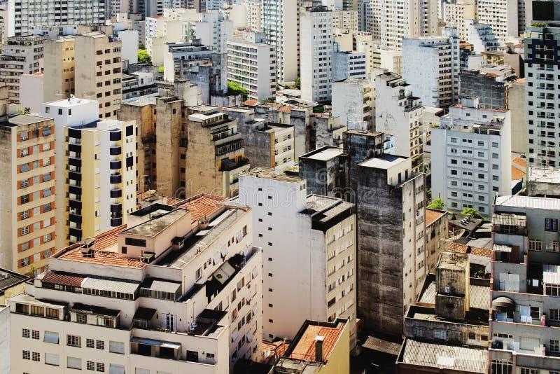 Sao Paulo, el Brasil fotografía de archivo libre de regalías