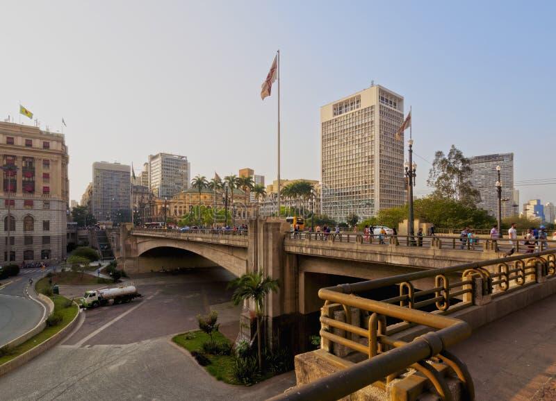 Sao Paulo, el Brasil imagenes de archivo