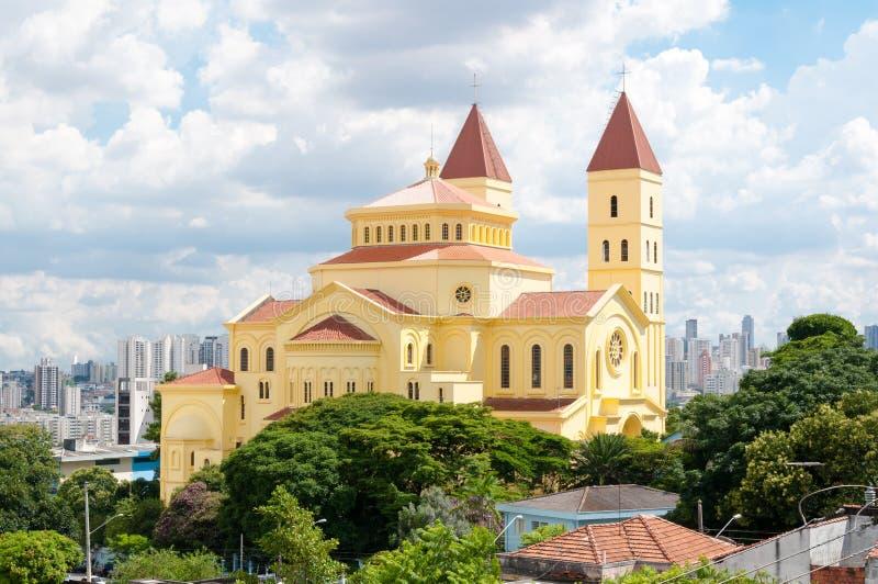 Sao Paulo, Penha royalty free stock images