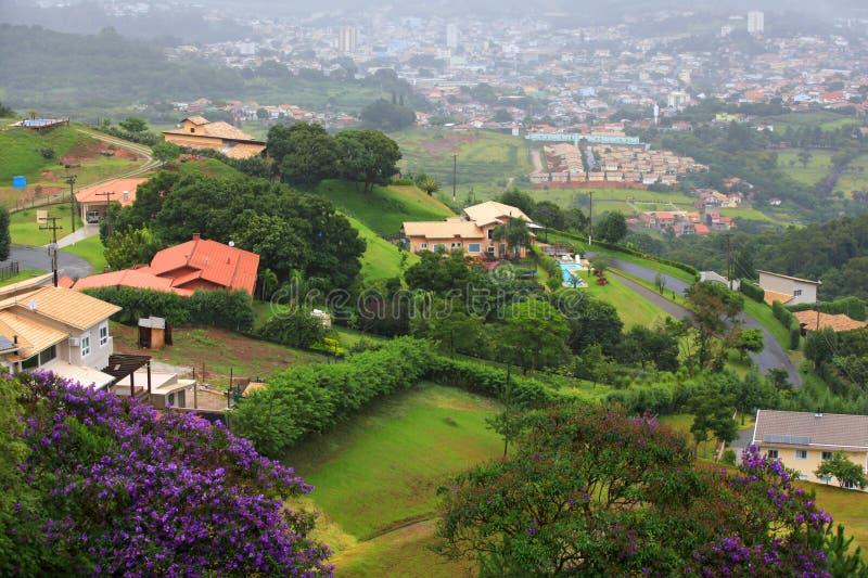 Sao Roque in Brasilien lizenzfreies stockbild