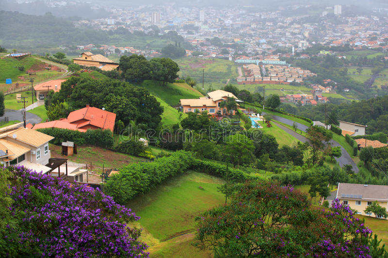 Sao Roque em Brasil imagem de stock royalty free