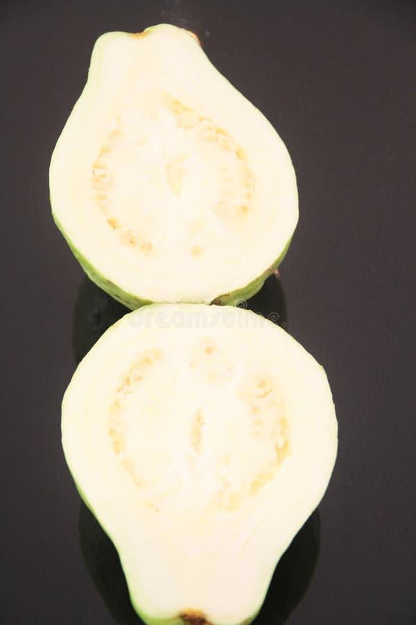 Sao saludable aislado guayaba blanca Paulo Brazil de la agricultura de la comida deliciosa imagen de archivo libre de regalías
