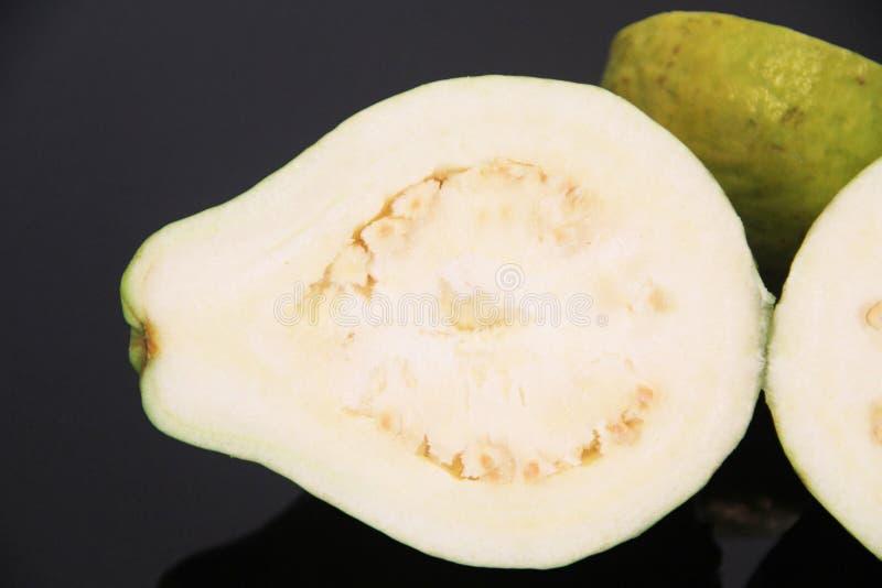 Sao saludable aislado guayaba blanca Paulo Brazil de la agricultura de la comida deliciosa foto de archivo libre de regalías