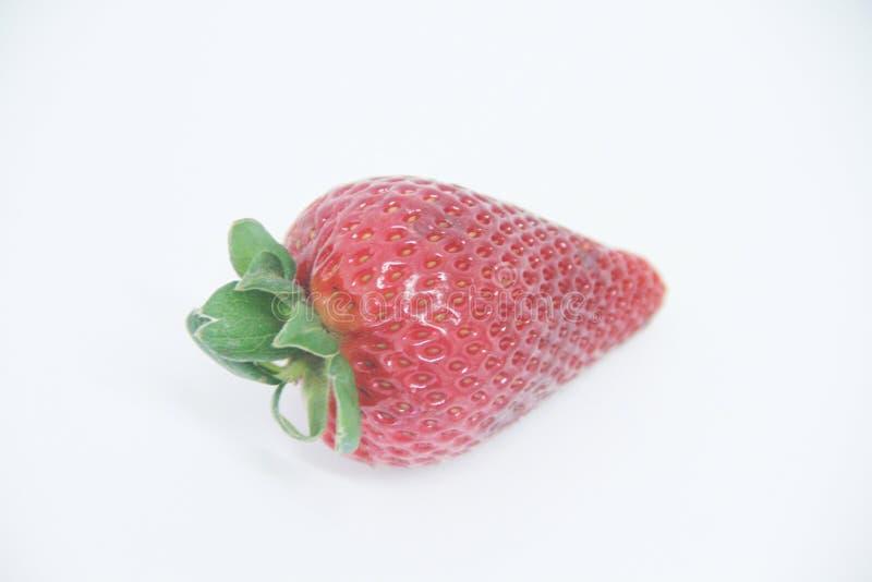 Sao saludable delicioso aislado agricultura Paulo Brazil de la fruta de la vitamina de la comida de la fresa imagen de archivo libre de regalías