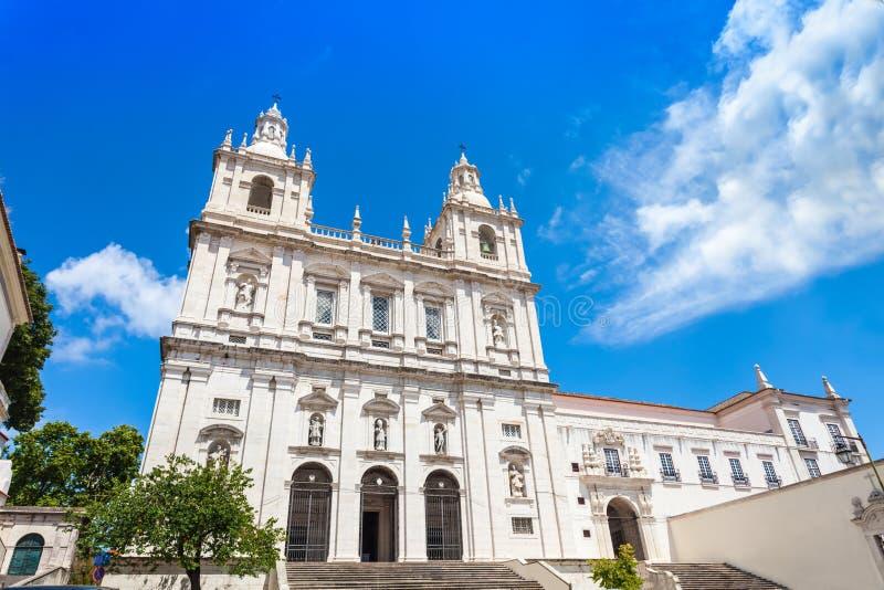 Sao Vicente del monasterio fotos de archivo
