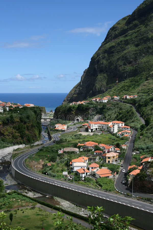 Sao Vicente, Madeira imágenes de archivo libres de regalías