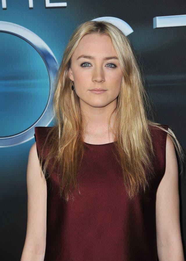Saoirse Ronan photo stock