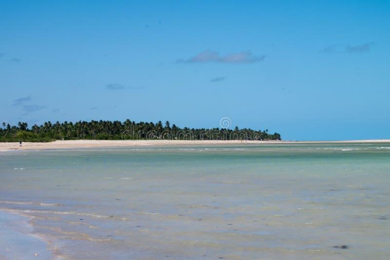 SaoMiguel DOS Milagres - Alagoas, Brasilien royaltyfria foton