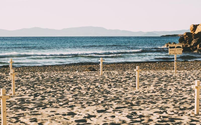 Saona plaża w Formentera zdjęcie royalty free