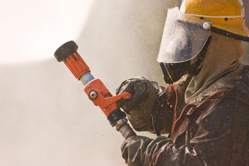 Download Sapadores-bombeiros foto de stock. Imagem de serviço - 26523218