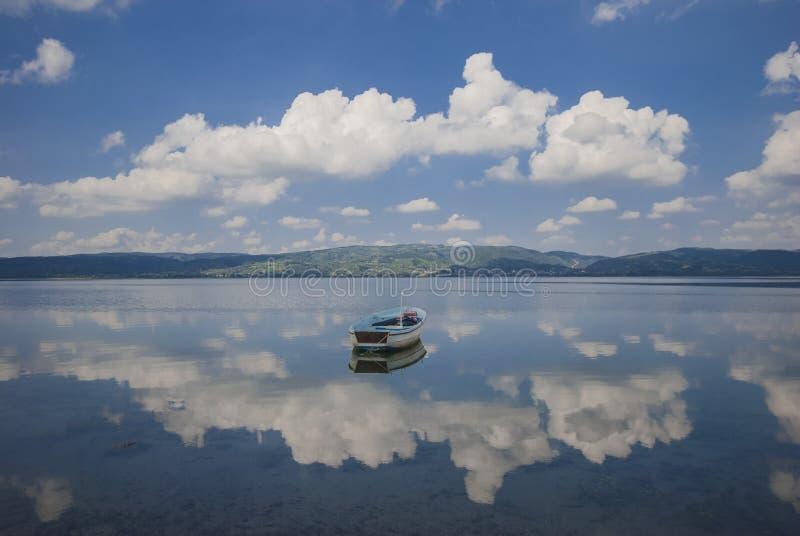 Sapanca湖 库存图片