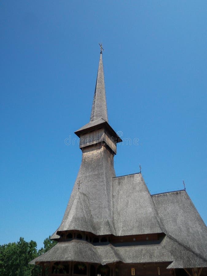 Sapanta-Peri del monasterio, Maramures, Rumania fotos de archivo libres de regalías